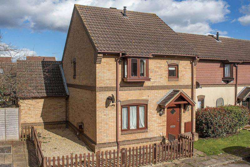 3 Bedrooms Semi Detached House for sale in Ashurst Bridge