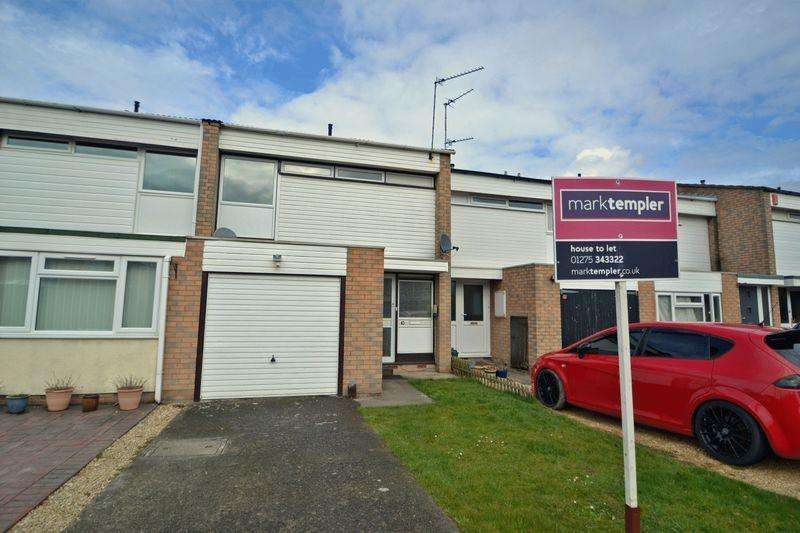 3 Bedrooms Terraced House for rent in Convenient level location to Clevedon Town Centre