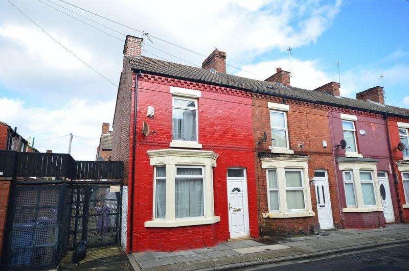 2 Bedrooms Terraced House for sale in Purser Grove, Wavertree