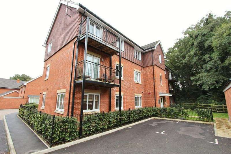 2 Bedrooms Apartment Flat for sale in Shafford Meadows, Hedge End SO30