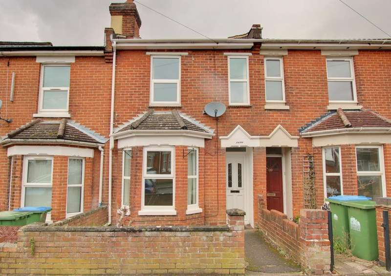 2 Bedrooms Town House for sale in Shirley, Southampton