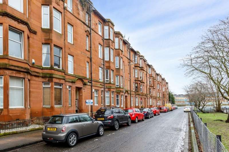 1 Bedroom Ground Flat for sale in 19 Rannoch Street, Cathcart, G44 4DE
