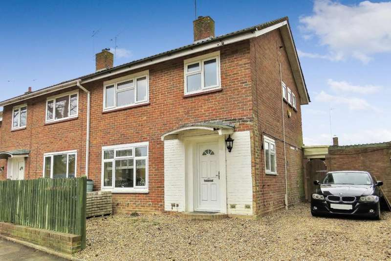 3 Bedrooms Semi Detached House for sale in POTENTIAL FOR TWO STOREY SIDE EXTENTION STPP