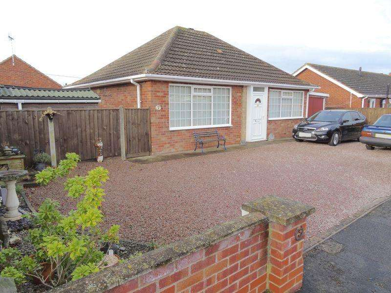 2 Bedrooms Bungalow for sale in Brownsgate, Spalding
