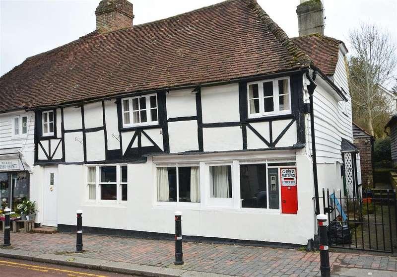 5 Bedrooms Semi Detached House for sale in High Street, Robertsbridge
