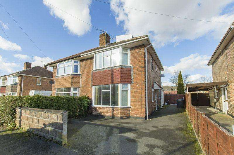 3 Bedrooms Semi Detached House for sale in GRENFELL AVENUE, SUNNYHILL