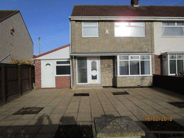 3 Bedrooms Terraced House for rent in FARNDALE ROAD, SEATON CAREW, HARTLEPOOL