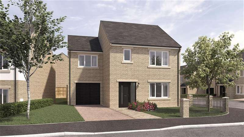 4 Bedrooms Detached House for sale in Lairds Way, Penistone, Sheffield, S36