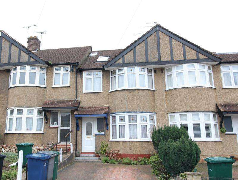 4 Bedrooms Terraced House for sale in Weirdale Avenue, Whetstone
