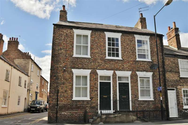 3 Bedrooms End Of Terrace House for sale in King Street, Ripon, HG4 1PJ