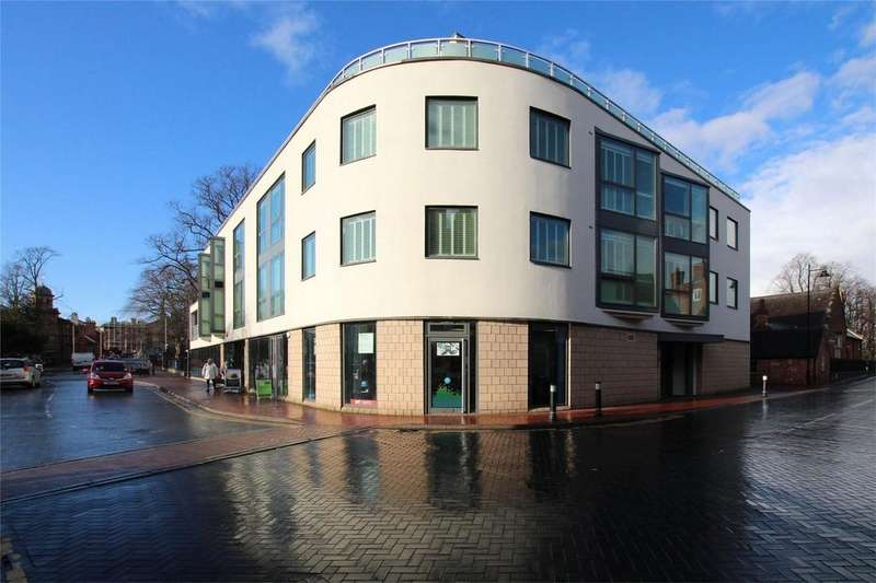 2 Bedrooms Flat for sale in New Minster House, Bird Street, Lichfield, Staffordshire