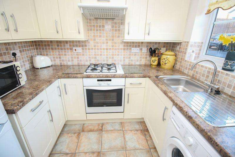 2 Bedrooms Terraced House for sale in Swindale Close, Blaydon