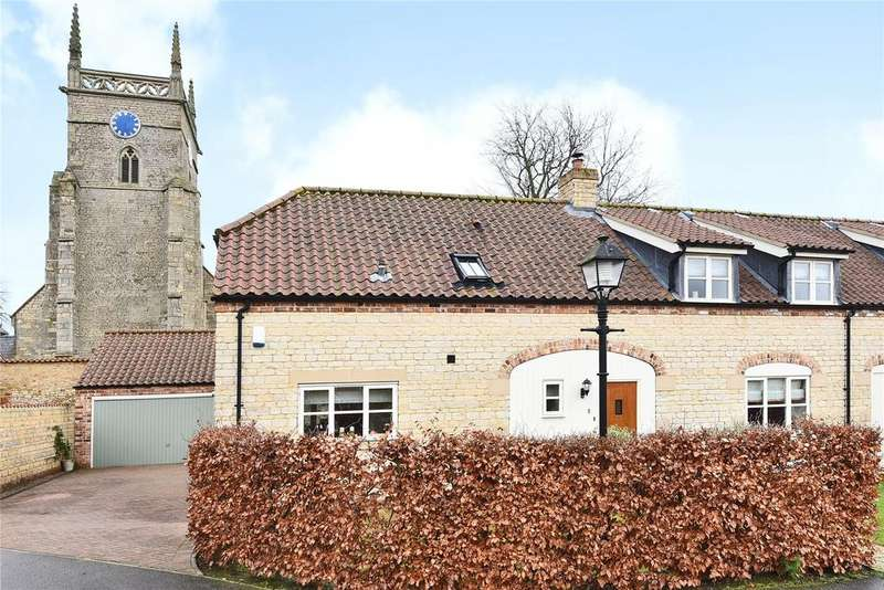 3 Bedrooms Link Detached House for sale in Church Lane, Potterhanworth, LN4