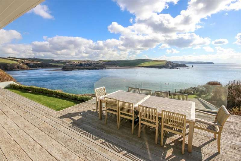 4 Bedrooms Detached House for sale in Clematon Hill, Bigbury on Sea, Kingsbridge, TQ7