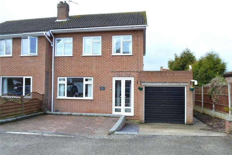 3 Bedrooms Semi Detached House for sale in Sidsaph Hill, Walkeringham, Doncaster, Nottinghamshire, DN10