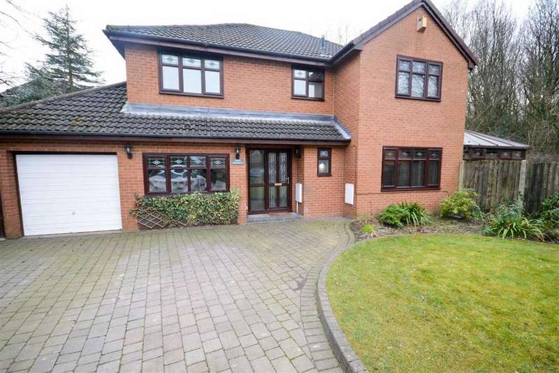 4 Bedrooms Detached House for sale in Hillbank, Standish, Wigan, WN6
