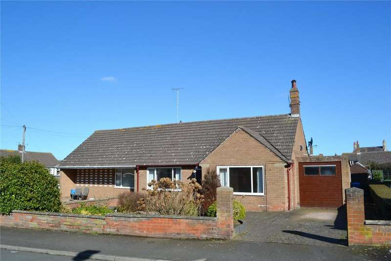 2 Bedrooms Semi Detached Bungalow for sale in Ladywell Road, Tweedmouth, Berwick-Upon-Tweed, Northumberland