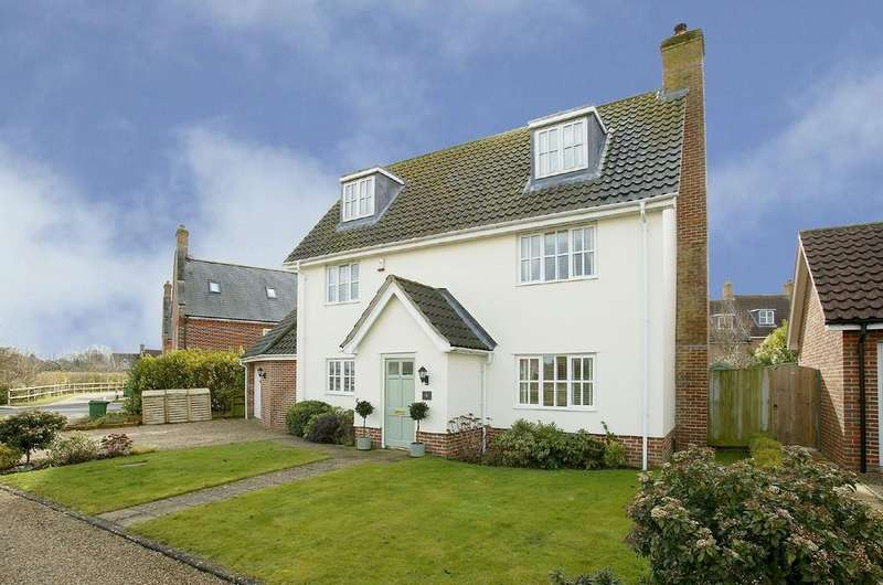 5 Bedrooms Detached House for sale in Pightle Close, Mulbarton