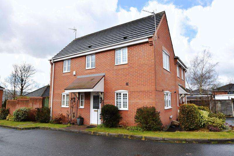 3 Bedrooms Semi Detached House for sale in New Plant Lane, Burntwood