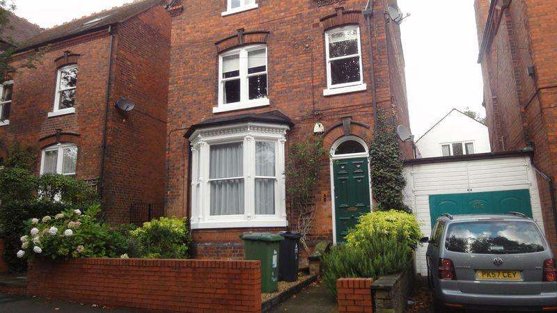2 Bedrooms Flat for rent in Sutton Road, Walsall, WS1 2PQ