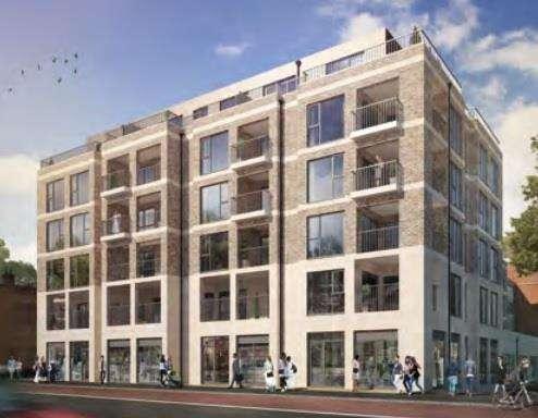 1 Bedroom Apartment Flat for sale in Wing Development, Camberwell Road SE5 0DP