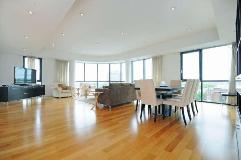 4 Bedrooms Flat for sale in Sheldon Square, Paddington Central W2