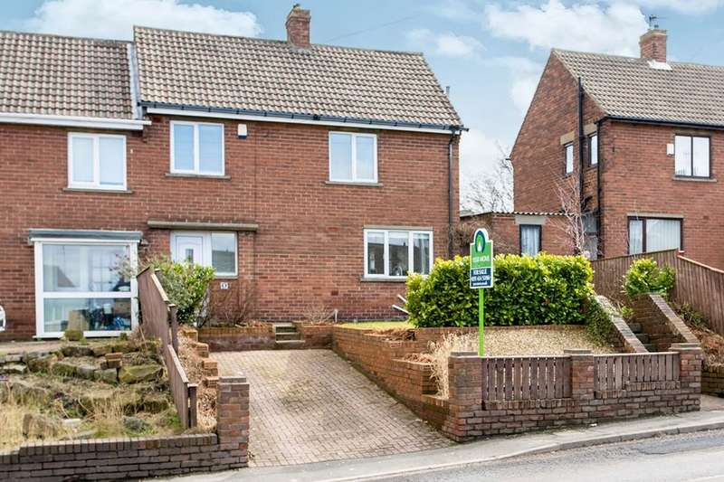 3 Bedrooms Semi Detached House for sale in Jobling Avenue, Blaydon-on-Tyne, NE21