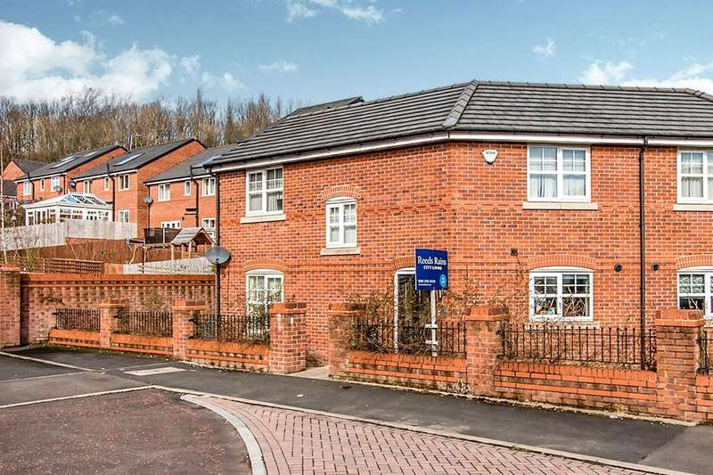 3 Bedrooms Semi Detached House for rent in Brightside Road, Manchester, M8