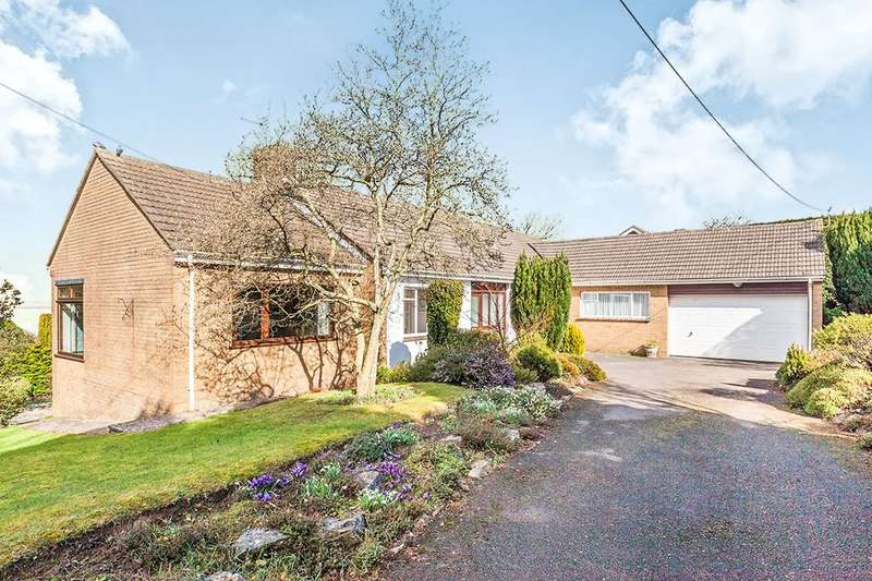 4 Bedrooms Detached Bungalow for sale in Down Road, Portishead, Bristol, BS20