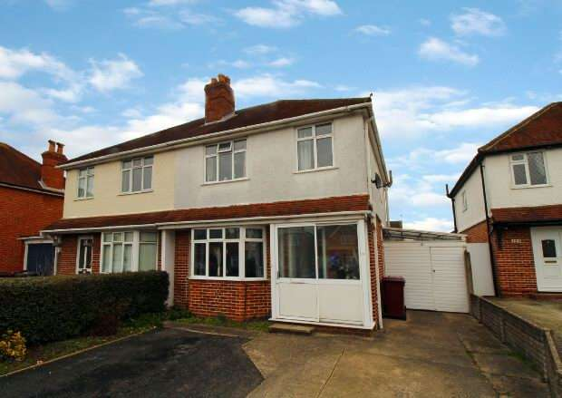 3 Bedrooms Semi Detached House for sale in Whitley Wood Lane, Reading