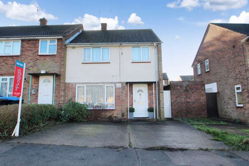 3 Bedrooms End Of Terrace House for sale in 3 BED END TERRACE with OFF ROAD PARKING