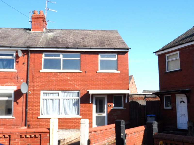 3 Bedrooms Semi Detached House for sale in Ashburton Road, Blackpool, FY1 2PF