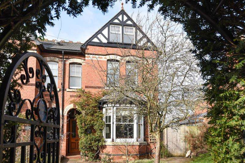 4 Bedrooms Semi Detached House for sale in Archenfield Road, Ross-On-Wye