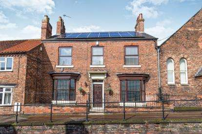 4 Bedrooms Terraced House for sale in Cockpit Hill, Brompton, Northallerton, .