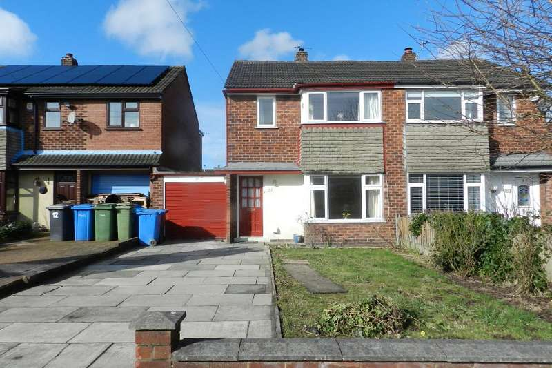 3 Bedrooms Semi Detached House for rent in Ribble Close, Culcheth, Warrington, Cheshire, WA3 5EA