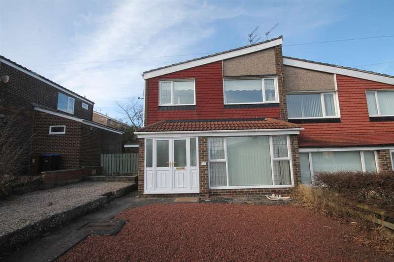 3 Bedrooms Semi Detached House for sale in Windermere Drive, West Auckland, Bishop Auckland