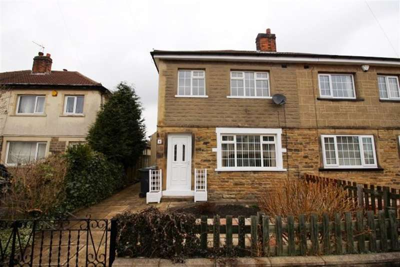 3 Bedrooms Semi Detached House for sale in Moorfield Grove, Pudsey, LS28 8BP