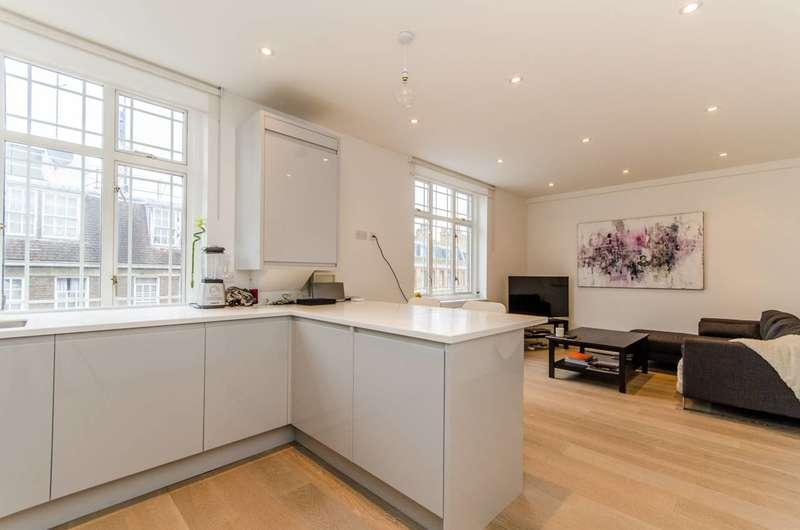 1 Bedroom Flat for sale in Weymouth Street, Marylebone, W1G