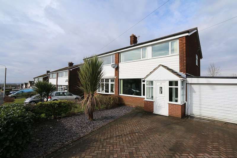 3 Bedrooms Semi Detached House for sale in 21, Fir Tree Lane, Dukinfield, Greater Manchester, SK16 5EW