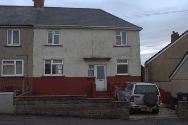 3 Bedrooms Semi Detached House for sale in Brynawelon, Neath, West Glamorgan, SA10 9PP