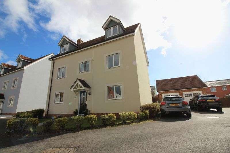 5 Bedrooms Property for sale in Wren Gardens, Portishead