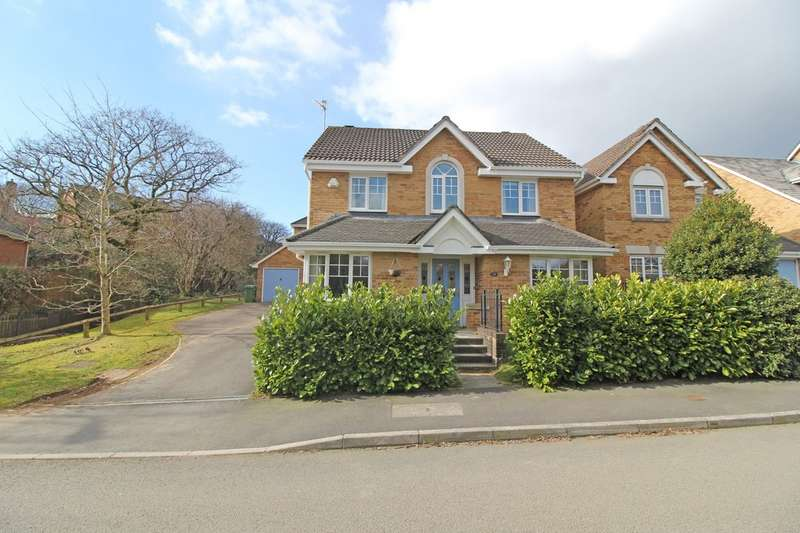 4 Bedrooms Property for sale in Drovers Way, Radyr, Cardiff