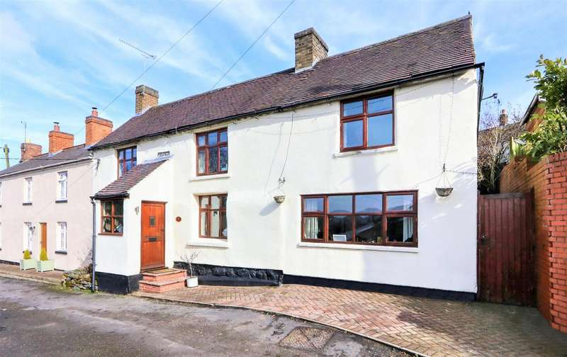 3 Bedrooms Detached House for sale in Bottom Road, Griffydam, LE67 8HB