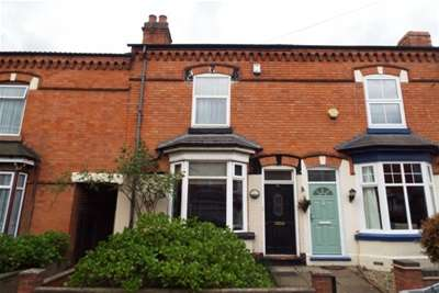 2 Bedrooms Terraced House for rent in Francis Road, Acocks Green