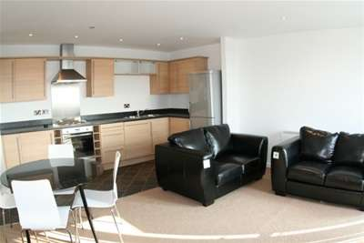2 Bedrooms Flat for rent in Bryers Court, Grand Central, Warrington