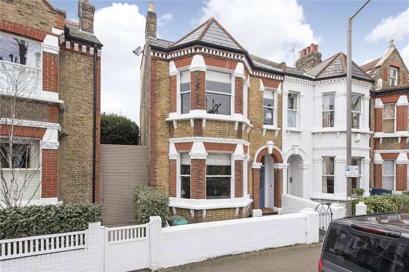 5 Bedrooms Semi Detached House for sale in Crieff Road, Wandsworth, London, SW18