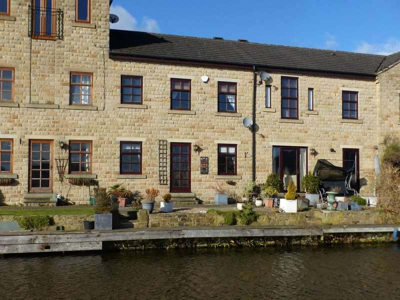 2 Bedrooms Town House for sale in Monkmans Wharf, Silsden