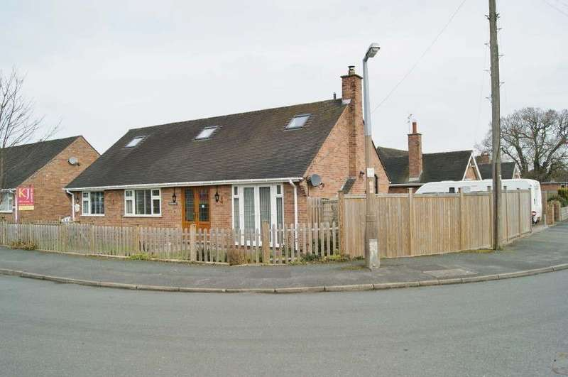 3 Bedrooms Detached Bungalow for sale in Gresford, Wrexham