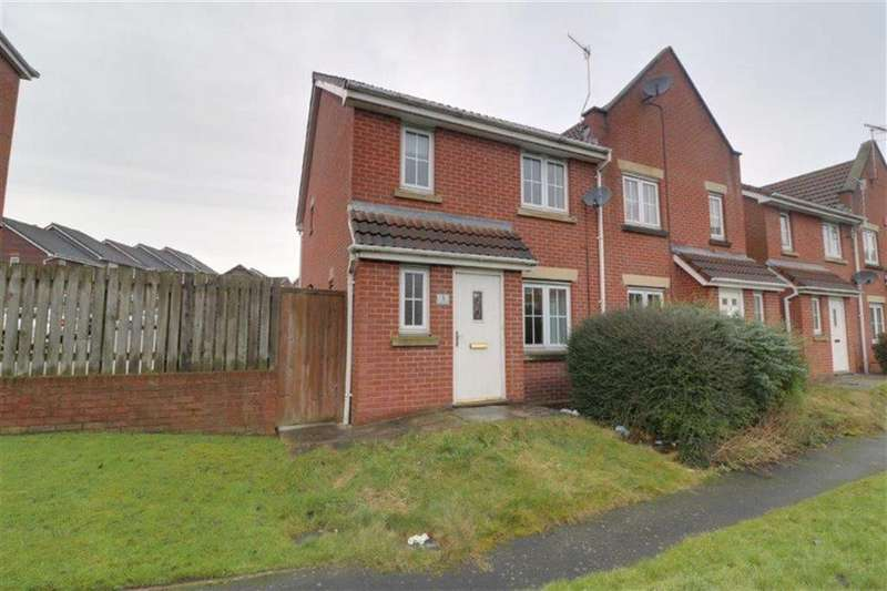 3 Bedrooms Mews House for sale in Chasewater Drive, Norton Heights, Stoke-on-Trent