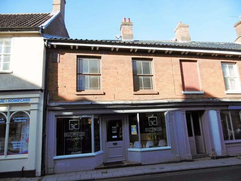 2 Bedrooms Maisonette Flat for rent in Aylsham